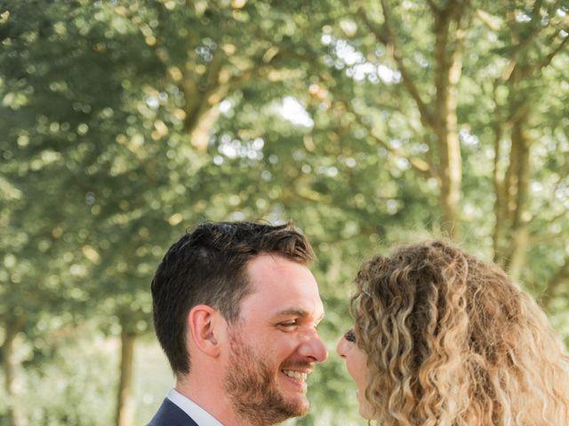 Le mariage de Nicolas et Emilie à Belpech, Aude 40