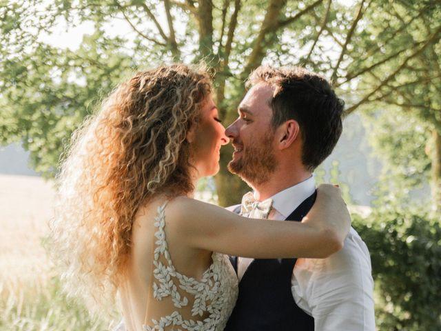 Le mariage de Nicolas et Emilie à Belpech, Aude 44