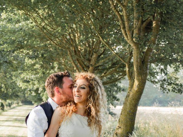 Le mariage de Nicolas et Emilie à Belpech, Aude 45