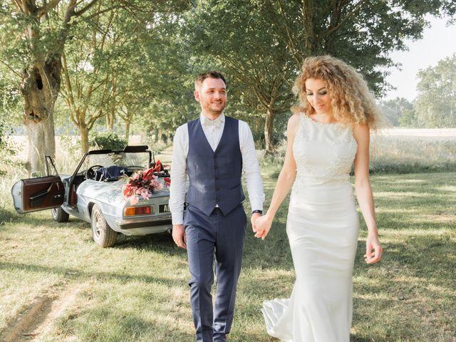 Le mariage de Nicolas et Emilie à Belpech, Aude 47