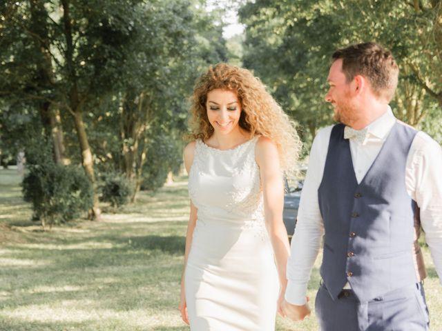 Le mariage de Nicolas et Emilie à Belpech, Aude 48
