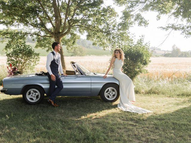 Le mariage de Nicolas et Emilie à Belpech, Aude 49