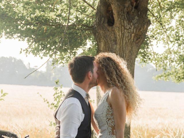 Le mariage de Nicolas et Emilie à Belpech, Aude 54