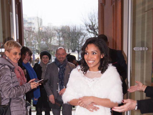 Le mariage de Karim et Christelle à Fontenay-aux-Roses, Hauts-de-Seine 3