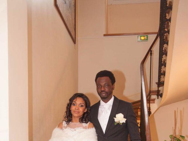 Le mariage de Karim et Christelle à Fontenay-aux-Roses, Hauts-de-Seine 4