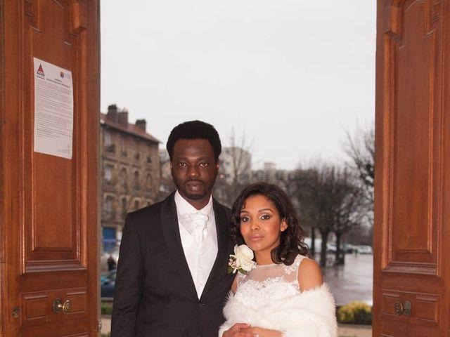 Le mariage de Karim et Christelle à Fontenay-aux-Roses, Hauts-de-Seine 5