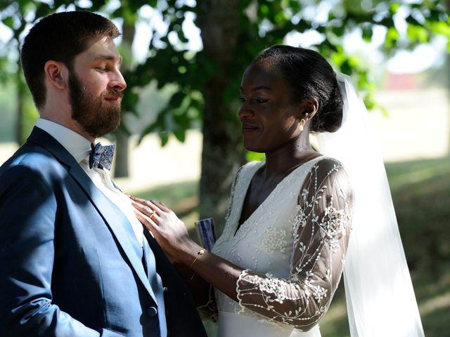 Le mariage de Morgan et Kadia à Béduer, Lot 76