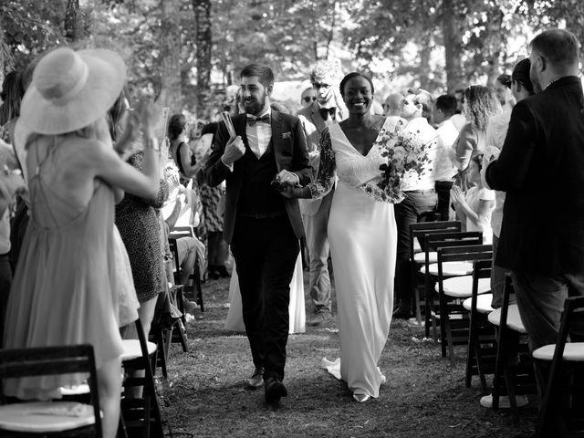 Le mariage de Morgan et Kadia à Béduer, Lot 77