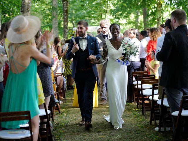 Le mariage de Morgan et Kadia à Béduer, Lot 78
