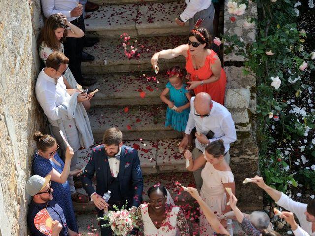 Le mariage de Morgan et Kadia à Béduer, Lot 80