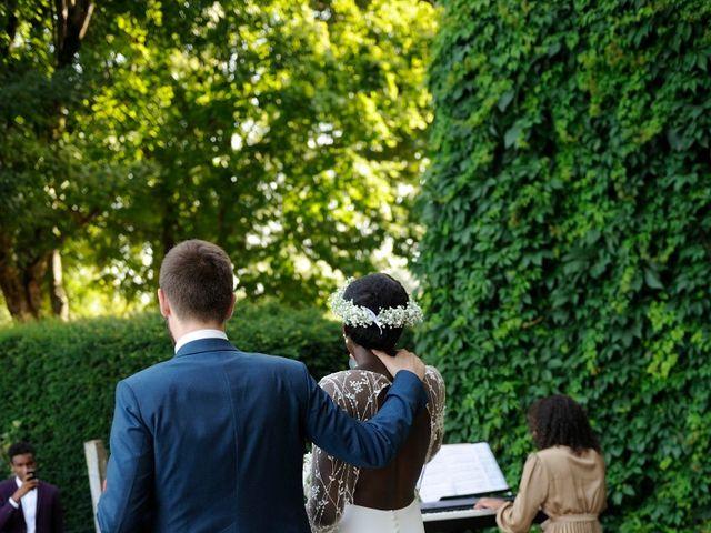 Le mariage de Morgan et Kadia à Béduer, Lot 83