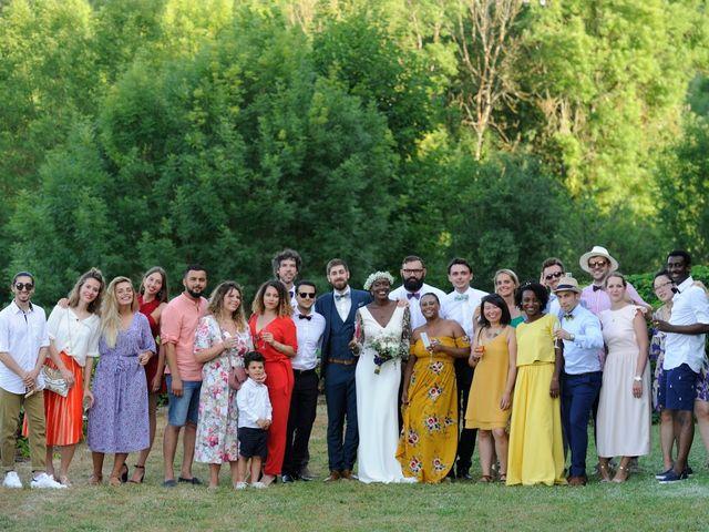 Le mariage de Morgan et Kadia à Béduer, Lot 89