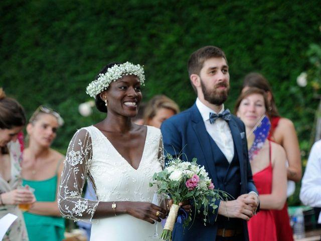 Le mariage de Morgan et Kadia à Béduer, Lot 100
