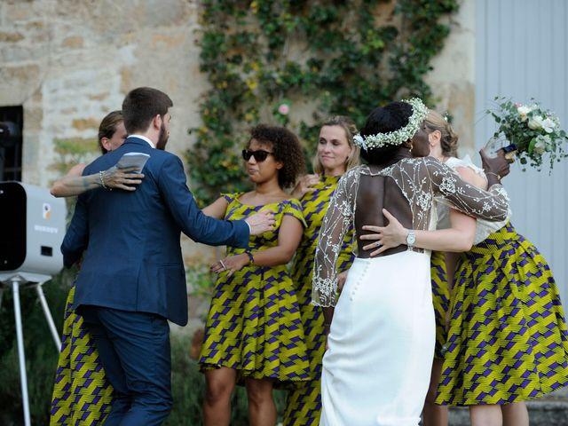 Le mariage de Morgan et Kadia à Béduer, Lot 106