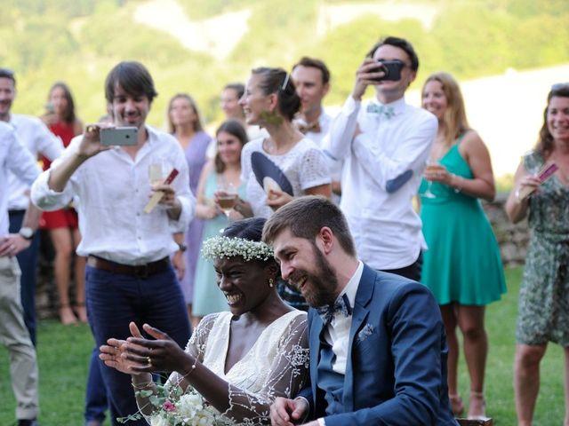 Le mariage de Morgan et Kadia à Béduer, Lot 112