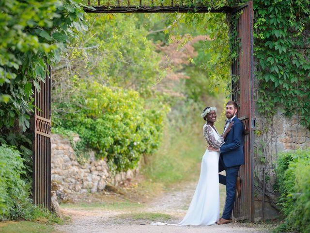 Le mariage de Morgan et Kadia à Béduer, Lot 123