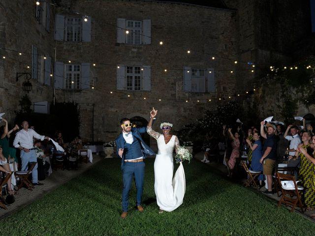 Le mariage de Morgan et Kadia à Béduer, Lot 125