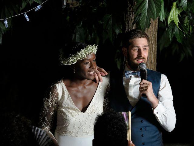 Le mariage de Morgan et Kadia à Béduer, Lot 130