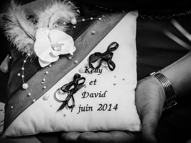 Le mariage de David et Kelly à Mulhouse, Haut Rhin 2