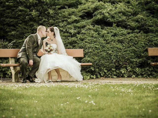 Le mariage de David et Kelly à Mulhouse, Haut Rhin 9