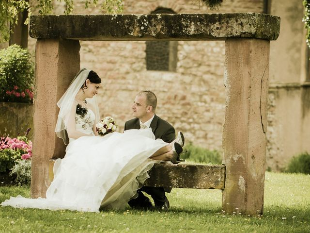 Le mariage de David et Kelly à Mulhouse, Haut Rhin 10