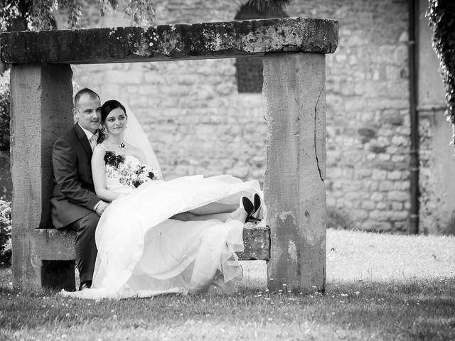 Le mariage de David et Kelly à Mulhouse, Haut Rhin 11
