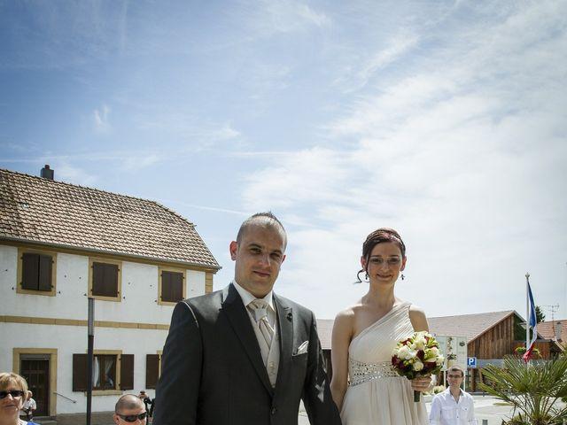 Le mariage de David et Kelly à Mulhouse, Haut Rhin 15