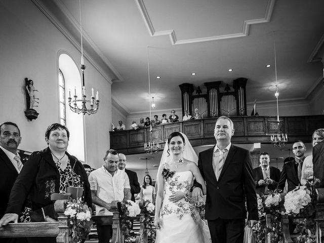 Le mariage de David et Kelly à Mulhouse, Haut Rhin 16