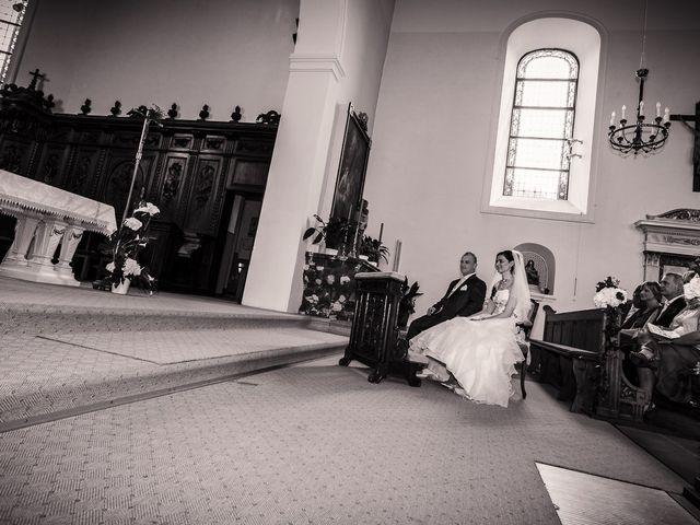 Le mariage de David et Kelly à Mulhouse, Haut Rhin 17