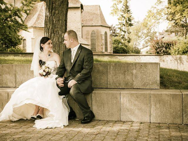 Le mariage de David et Kelly à Mulhouse, Haut Rhin 18
