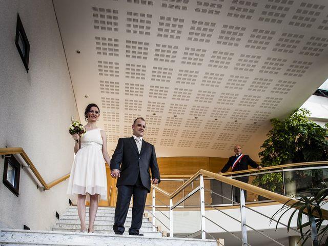 Le mariage de David et Kelly à Mulhouse, Haut Rhin 21