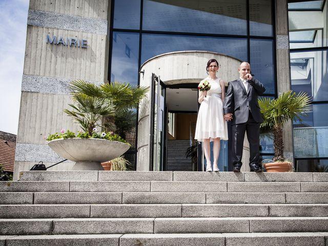 Le mariage de David et Kelly à Mulhouse, Haut Rhin 22