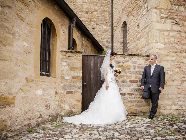 Le mariage de David et Kelly à Mulhouse, Haut Rhin 23
