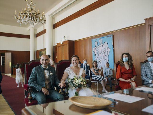Le mariage de Romain et Mirela à Lyon, Rhône 9