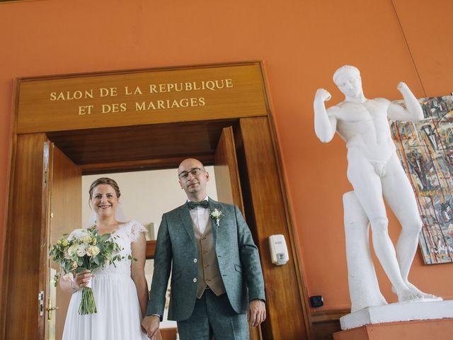 Le mariage de Romain et Mirela à Lyon, Rhône 11