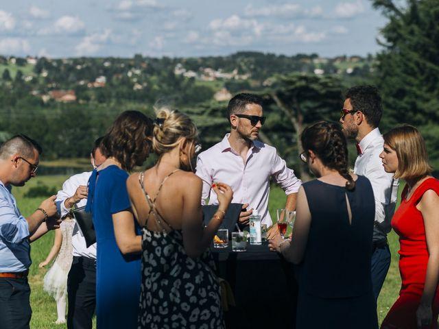 Le mariage de Romain et Mirela à Lyon, Rhône 21