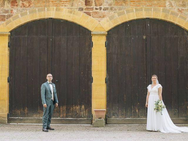 Le mariage de Romain et Mirela à Lyon, Rhône 23