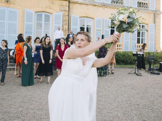 Le mariage de Romain et Mirela à Lyon, Rhône 28