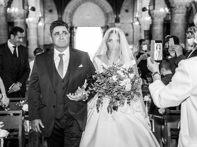Le mariage de Julian et Laura à Argenteuil, Val-d'Oise 25