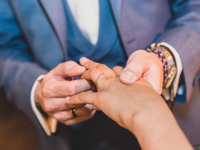 Le mariage de Julian et Laura à Argenteuil, Val-d'Oise 28