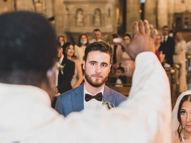 Le mariage de Julian et Laura à Argenteuil, Val-d'Oise 31