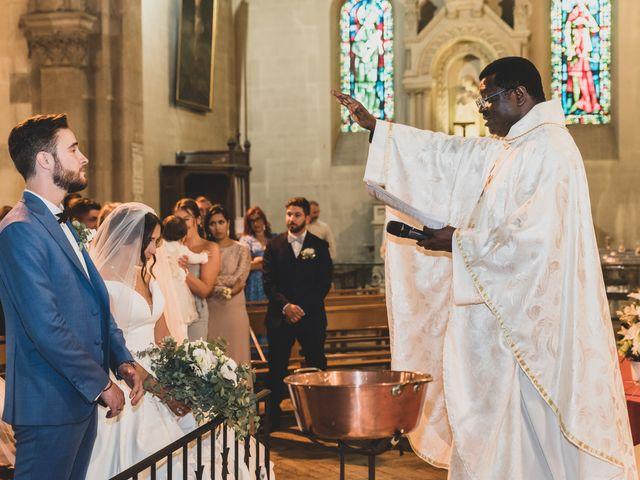 Le mariage de Julian et Laura à Argenteuil, Val-d'Oise 32