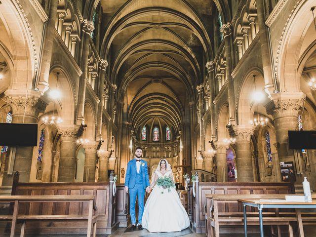 Le mariage de Julian et Laura à Argenteuil, Val-d'Oise 33