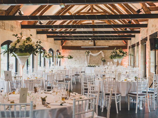 Le mariage de Julian et Laura à Argenteuil, Val-d'Oise 42