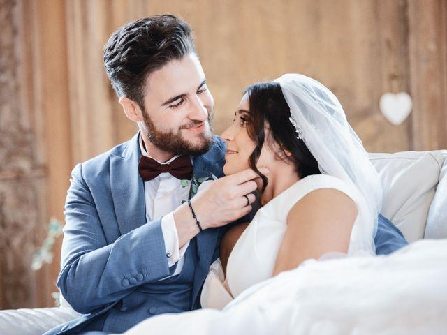 Le mariage de Julian et Laura à Argenteuil, Val-d'Oise 44