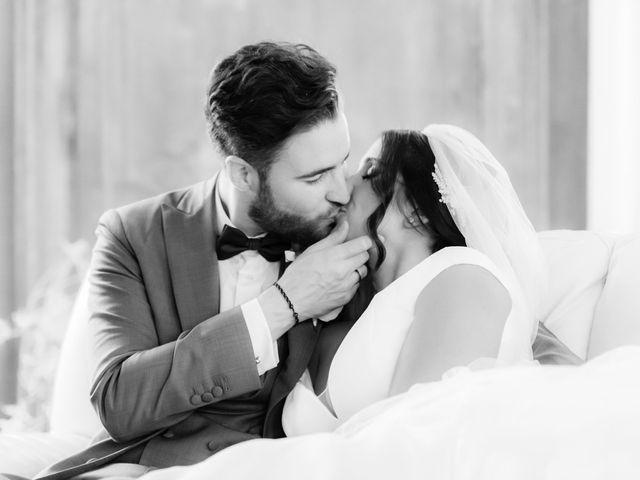 Le mariage de Julian et Laura à Argenteuil, Val-d'Oise 45
