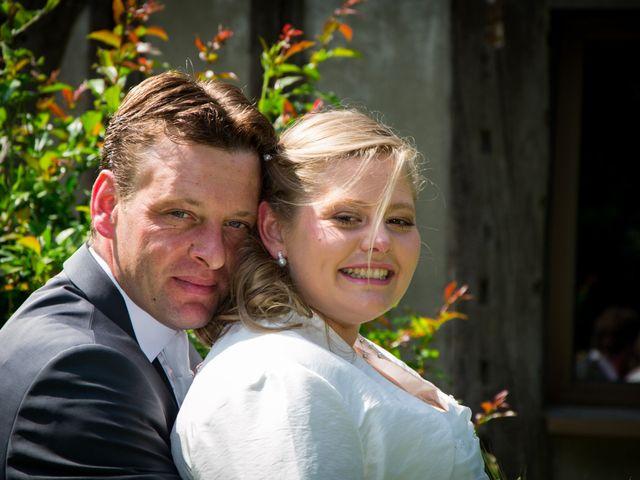 Le mariage de Lucie et Mickaël