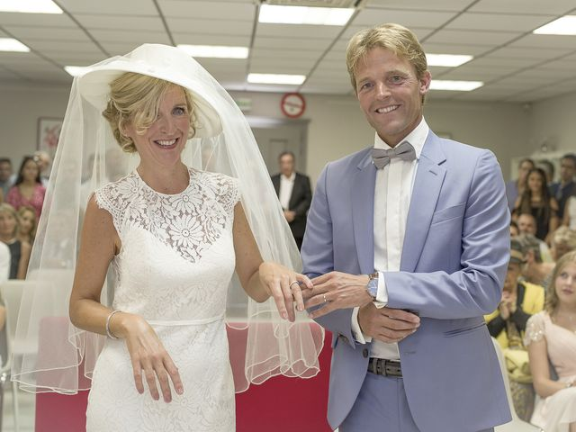 Le mariage de Frédéric et Patricia à Bouzigues, Hérault 35