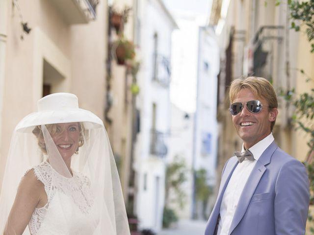 Le mariage de Frédéric et Patricia à Bouzigues, Hérault 41