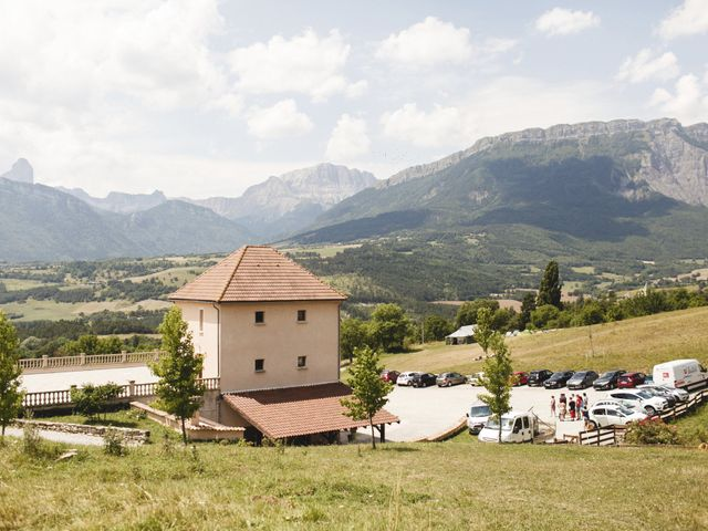 Le mariage de Quentin et Lea à Roissard, Isère 16